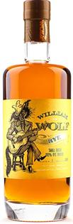 William Wolf Rye Whisky 750ml